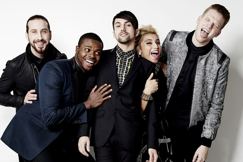 Pentatonix discusses making album 'PTX 2', touring & more