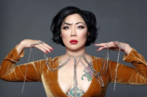 "Margaret Cho kicks off fall tour with brand new material in ""Fresh Off the Bloat"