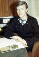 Picture shows_Archive image of David Bowie who turned Radio1 disc jockey on Sunday May 20th when he featured two hours of his favourite music in Star Special, 1979